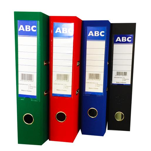 Box File PVC LAF Red