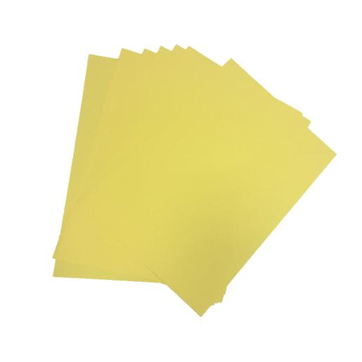 A4 Colored 80g 400 sheets (Yellow)