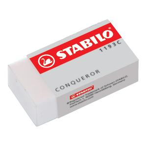STABILO Conqueror - small eraser (pack of 30)