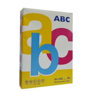 ABC Copy Paper, A4, 400 sheets, 80g