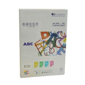 A4 Colored 80g 200 sheets (4 colors)