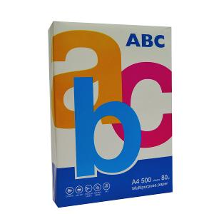 ABC Copy Paper, A4, 500 sheets, 80g